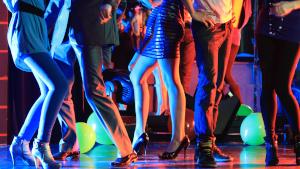 Club Dancing Solo Classes