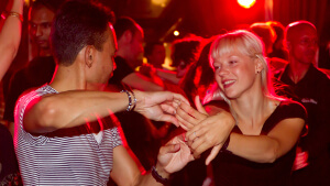 Intermediate Salsa Classes