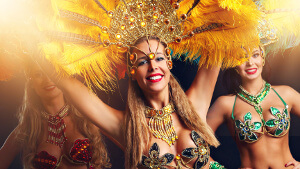 Beginner Brazilian Samba Classes