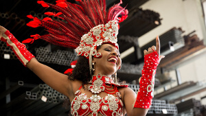 Improver Brazilian Samba Classes