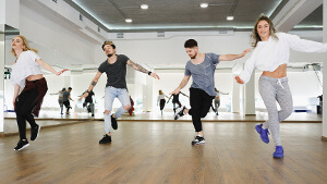 street dance classes
